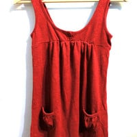 Red Tunic from Insparel