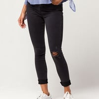 IVY & MAIN Cuff Womens Ankle Jeans | Ankle