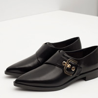 FLATS WITH BUCKLE