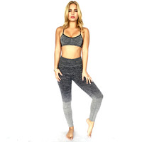 Resolution Ombré Pants In Grey