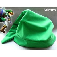 Legend of Zelda: Link Cosplay Green Hat