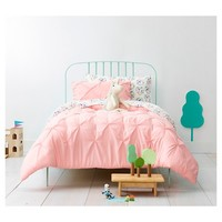 Pinch Pleat Comforter Set - Pillowfort™