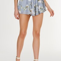 Sound Of Love Printed Shorts