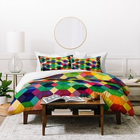 Fimbis Hexagonzo Duvet Cover