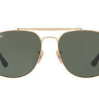 NEW SUNGLASSES RAY-BAN  GENERAL RB3561 in Gold
