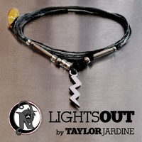 Never Take It Off — Lights Out NTIO Bracelet by Taylor Jardine ~ Dark Romance Collection