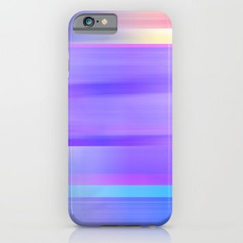 Out of the blue iPhone & iPod Case by SagaciousDesign