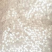 Champagne Circular Sequins Background - AB916