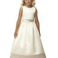 Dessy Girl FL4034 Flower Girl Dress