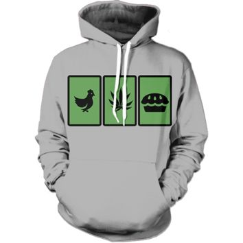 Chicken Pot Pie Hoodie