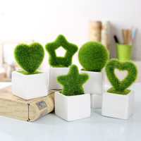 Home Decor Green Decoration Miniascape [6255446662]