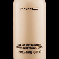 MAC Cosmetics UK | Foundation | Face And Body Foundation  | Official UK Site