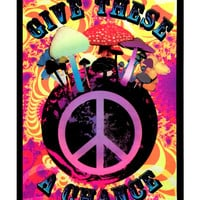 Peace Planet Poster