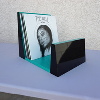 "Custom 12"" Vinyl Lp Record Display and Holder"