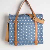Travel Camp Director Tote in Day Camp by ModCloth