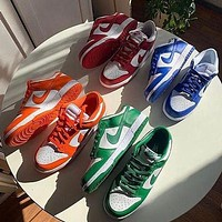 Nike Sb Dunk Low Valentines Day Joint Dunk Series Retro Low-top Casual Sneakers Shoes