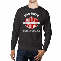 Mötley Crüe Bad Boys Music Unisex Sweaters - 54R Sweater