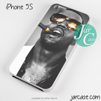 Kanye west smoking Phone case for iPhone 4/4s/5/5c/5s/6/6 plus
