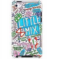 Little Mix Collage Art iPod Case