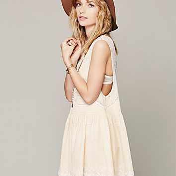 Free People Womens FP New Romantics Always Forever Tunic