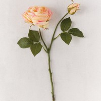Garden Rose Faux Flower | Urban Outfitters