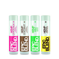 Epic Blend - Organic Hemp Lip Balm Sun Kissed Collection - Assorted