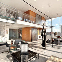 New York, Penthouse on Hudson Street | The Billionaire Shop