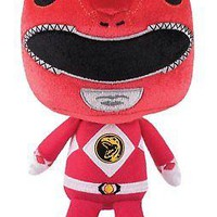 Funko Power Rangers Red Ranger Plush Toy