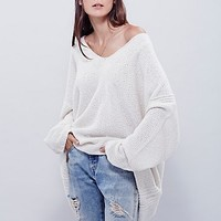Intimately Womens Cozy Time Cashmere Pullover