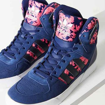 adidas Baroque Ornament Spectra High Top Sneaker