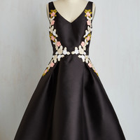 Ladies and Diligence Dress | Mod Retro Vintage Dresses | ModCloth.com