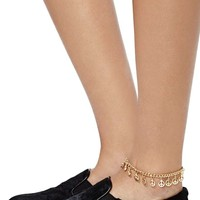 In Peaces Anklet