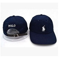 Polo Ralph Lauren Women Men Embroidery Sport Sunhat Baseball Cap Hat-1