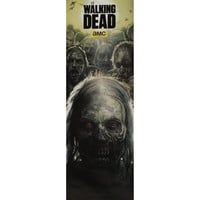 Walking Dead - Door Poster