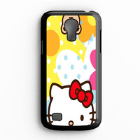 Hello Kity Patterns Samsung Galaxy S4 Mini Case