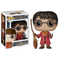 "Quidditch Harry Potter 3.75"" funko pop vinyl figure"