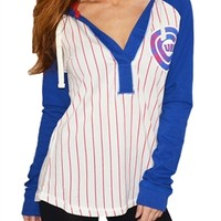 Chicago Cubs Womens vintage hoodie | SportyThreads.com