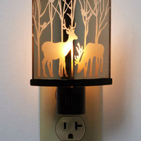 Critters Woodland of Nod Night Light by ModCloth