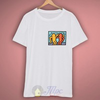 Keith Haring Best Friend T Shirt – Mpcteehouse.com