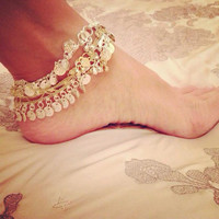 Hippies anklets