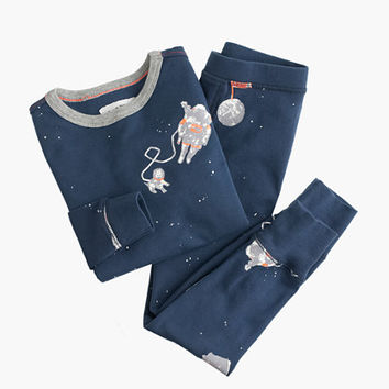 crewcuts Boys Pajama Set In Space Mission