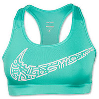 Women's Nike Pro Core Zip-Zam Training Sports Bra