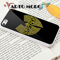 Design Wu Tang Clan Logo - iPhone 4/4S Case, iPhone 5/5S Case, iPhone 5C Case and Samsung Galaxy S3 i9300 Case, S4 i9500 Case.