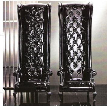Modern Style Leisure Leather Chair