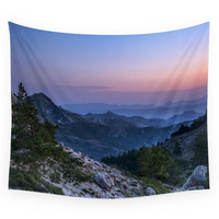 """Society6 """"Trevenque"""" Wall Tapestry"""
