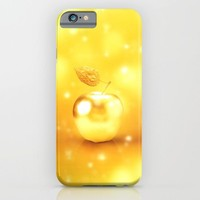 GOLD APPLE iPhone & iPod Case by Ylenia Pizzetti