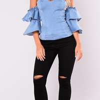Women Casual Ripped Hollow Stretch High Waist Bodycon Jeans Trousers