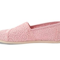 CROCHET SOFT PINK YOUTH CLASSICS