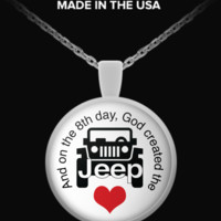 And then God created the Jeep jplove4