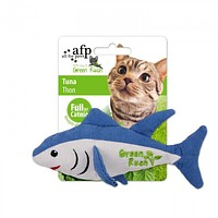 All For Paws Green Rush Canvas Tuna - Infused with Catnip